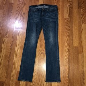 Madewell Straight Jeans Size 29x34